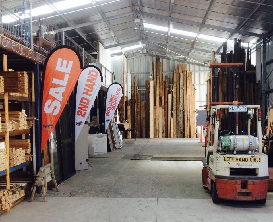 Mornington Peninsula 2nd Hand Building Supplies