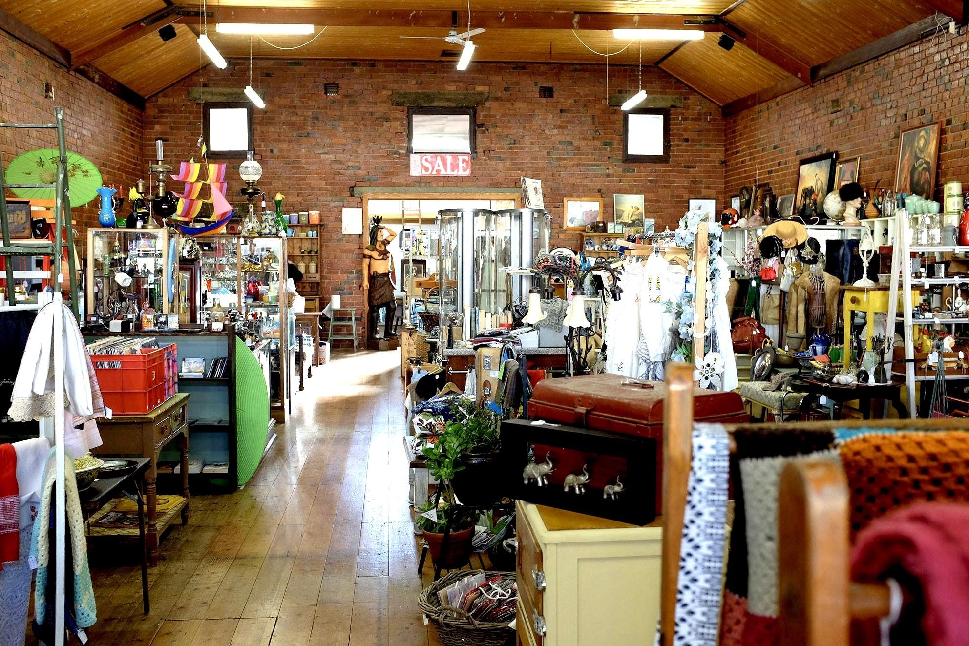 Queenscliff Vintage Market Bazaar