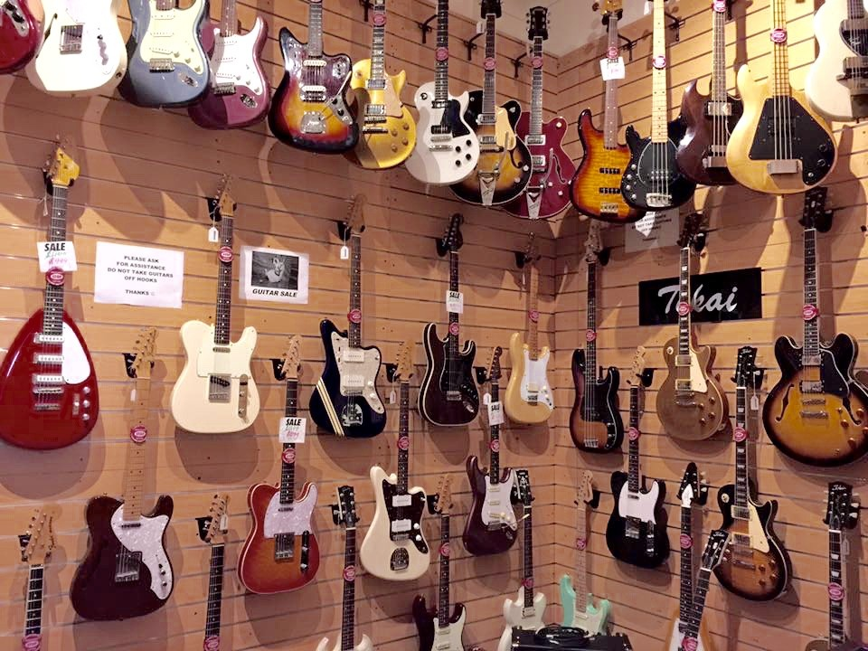 fretted instruments musical instruments all search second hand. Black Bedroom Furniture Sets. Home Design Ideas