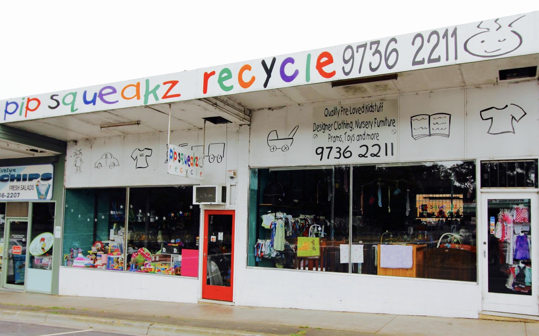 Pip Squeakz Recycle