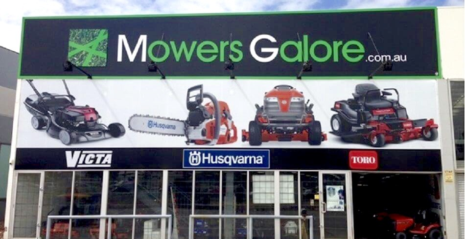 Mowers Galore - HOPPERS CROSSING