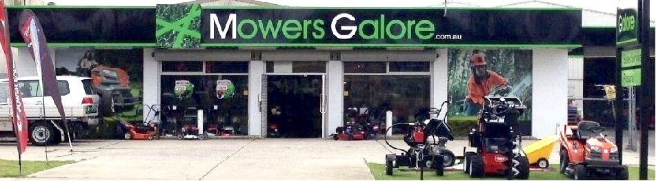 Mowers Galore - NORTH GEELONG