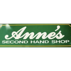 Anne's Secondhand Shop