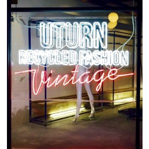U-Turn Recycled Fashion - ROZELLE  ~ Vintage & Contemporary Clothing & Accessories ~