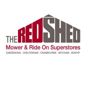 The Red Shed - Melbourne's Mower Centre - BUNYIP